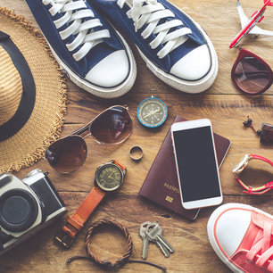 Essential Palm-Sized Travel Gadgets