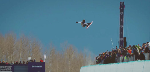 Burton U.S. Open Pipe and Slopestyle Recap