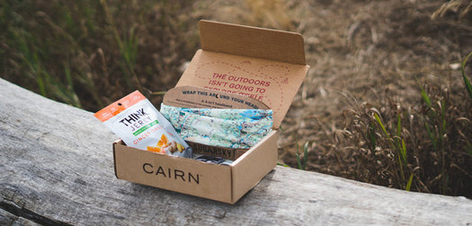 Cairn: The Subscription Box for an Adventurous Life