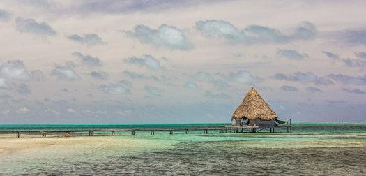 Deserted Island Go Bag