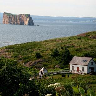 Coordinates Gaspé: Quebec's Land's End