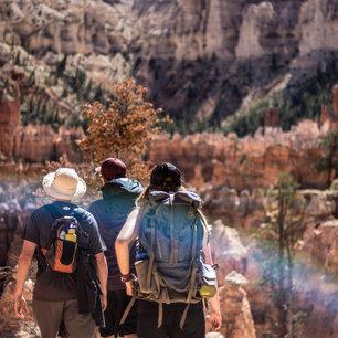Coordinates: Bryce Canyon National Park