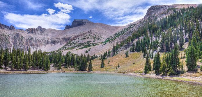 Coordinates: Great Basin National Park
