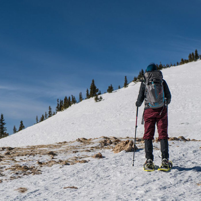 Gear That Got It Done: Winter Hiking a Colorado 14er