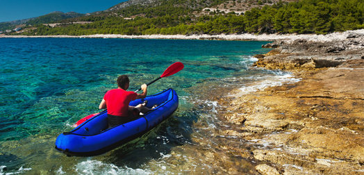 Inflatable SUP and Kayak Buyer's Guide
