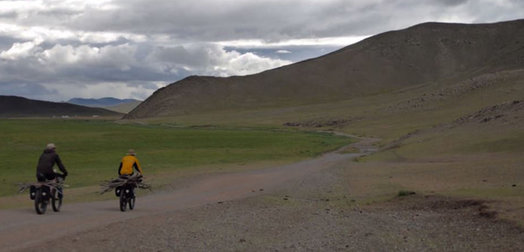 Mongolian Mash-Up: New Tumbleweed Bike Proves Open-Sourcing is Viable