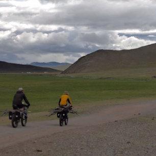 Mongolian Mash-Up: New Tumbleweed Bike Proves Open-Sourcing is Viable