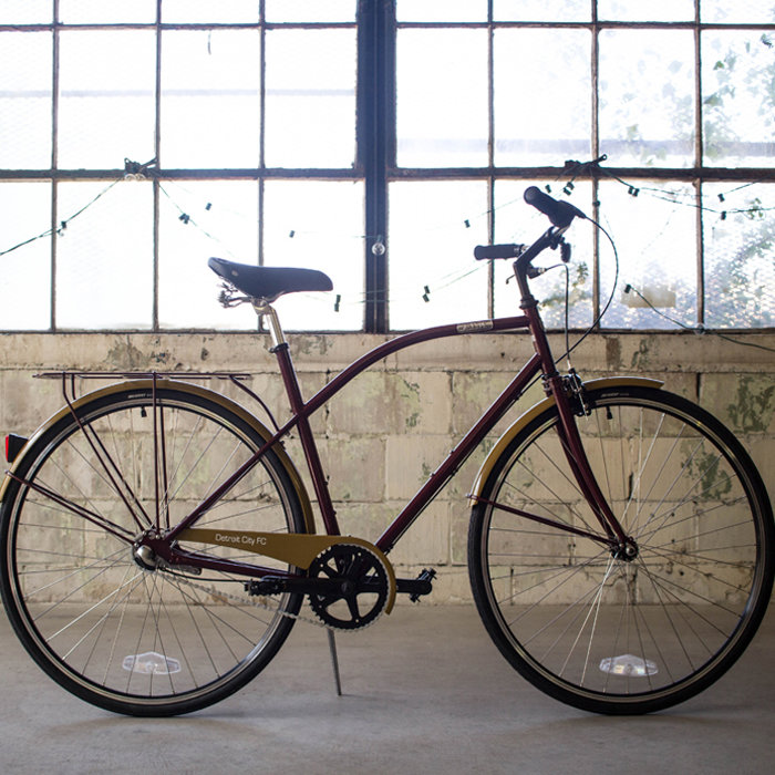 Motor City takes its turn: Detroit Bikes put the hammer down on quality