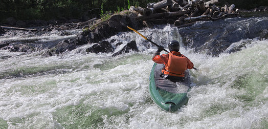21st Annual Green River Race: Dozens Hit the Rapids