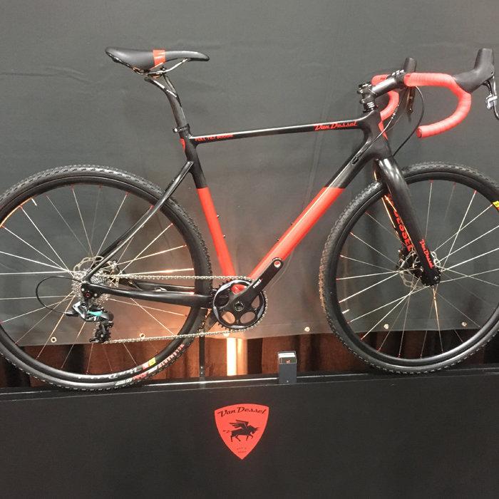 Ride Candy: New bike models look good standing still