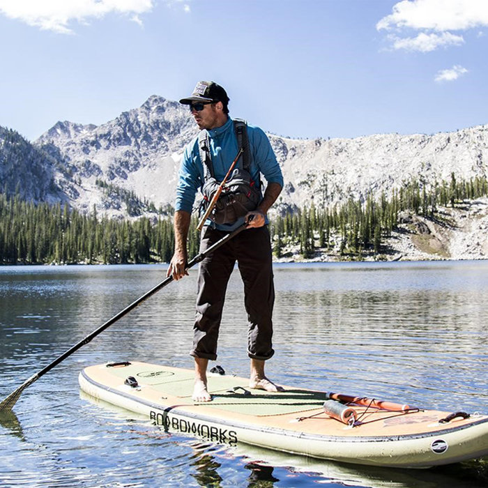 Gear That Got It Done: Sawtooth SUP Exploration