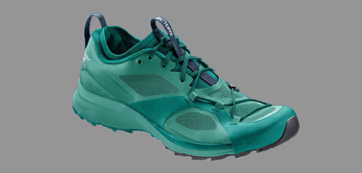 Arc'teryx Claws Its Way Into The Trail Running Category