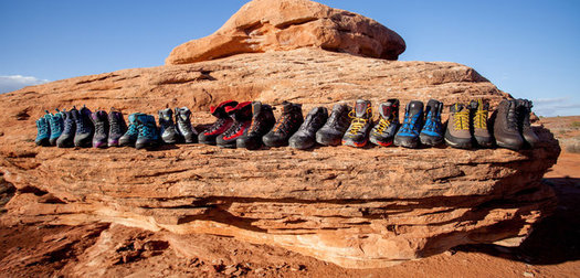 The Best Hiking Boots for 2018