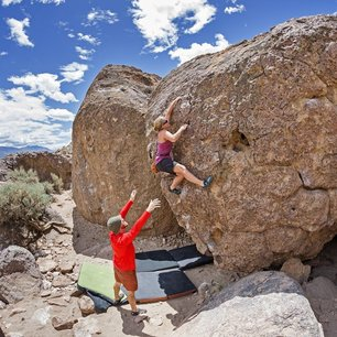 Bouldering Tips and Gear