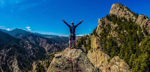 How to Plan an Epic Climbing Trip