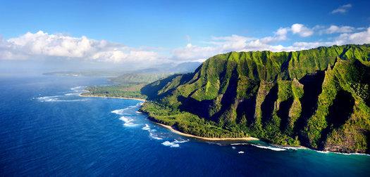 Coordinates Kauai: The Lost World
