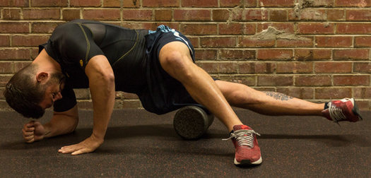 6 Foam Rolling Exercises for Runners
