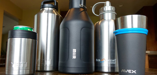 "Father's Day Gift Guide:  Growlers & More ""Fast Five"""