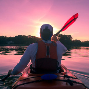 Gear Up for Paddling Down the French Broad River Trail