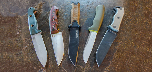 Camping Knife Buyer's Guide