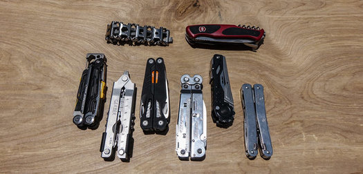 The Best Multi Tools