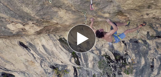 Video: Adam Ondra's First Ascent of C.R.S. (9b)