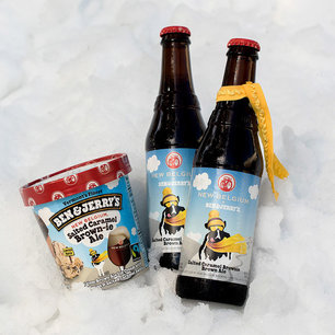Special-Batch Beer Toasts Protect Our Winters (POW)