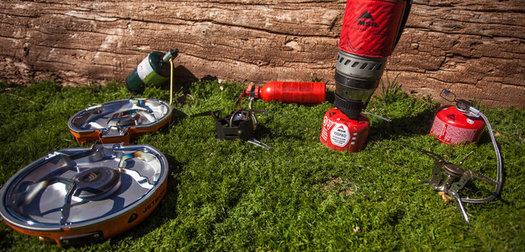 Camp Stove Buyer's Guide