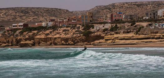 Snapshot Morroco: Surf Maroc