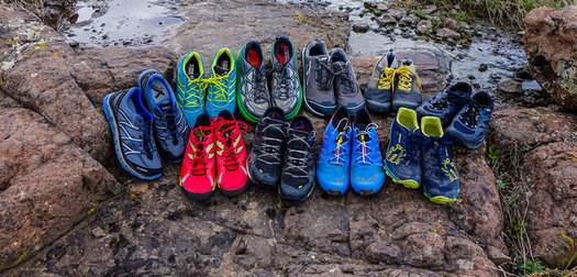 The Best Trail Running Shoes for 2018