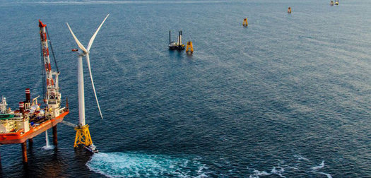 The Winds of Change: U.S. Has Its First Offshore Windfarm