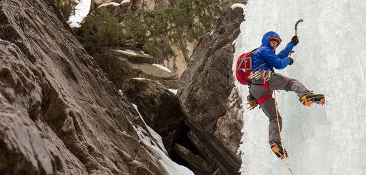 5 Ways to Climb in Winter