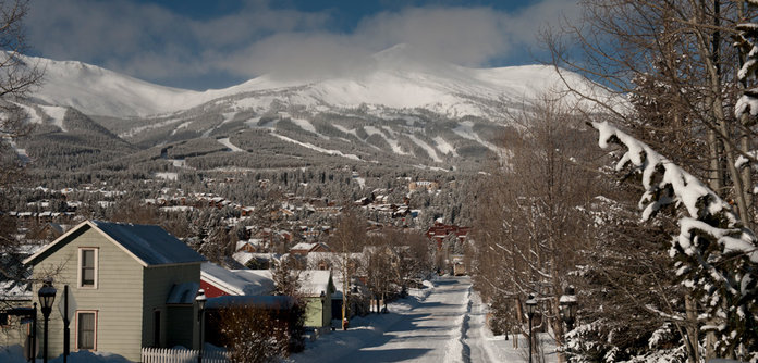Coordinates Breckenridge: From Gold Rush to Black Diamonds