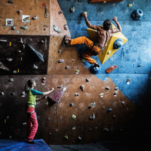 Indoor Climbing Tips for Beginners