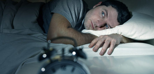 Your Turn To Toss:  Procrastinate and your Sleep Pays The Price