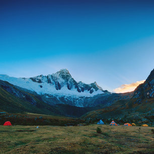 5 of the Best Treks in South America